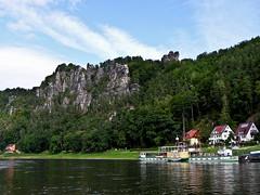 Bastei (2) (usosnowski) Tags: dresden sachsen elbe rathen elbsandsteingebirge pirna