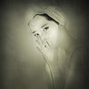 Qu'est-ce? (nene-ane(ON - OFF)) Tags: portrait woman textures soulscapes tagdeepavali