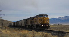UP Jungo Rd Winnemucca NV (2152) (DB's travels) Tags: railroad up nevada unionpacific winnemucca jungoroad winter12 tempcrr