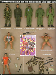 The New Official Identification Guide To G. I. Joe And Accessories 1964-1978  7. Eagle Eye and Muscle Body Talker!! From Good to Great! (My Toy Museum) Tags: vintage james book g joe ref i desimone