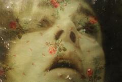 (Eli Craven) Tags: flower film still bed acrylic image linen sheets used fabric sheet medium transfer matte attraction fatal linens