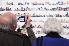 photoset: Kunstraum Niederösterreich: Eröffnung: Nicht nur ein Bild, sondern eine ganze Welt (19.1.12, Kunstraum Niederösterreich)