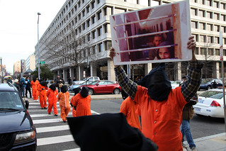 Witness Against Torture: Photos on Signs