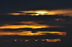 Pôr do sol . Fotografado por Francisco center bike