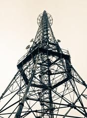 Danyang Radio Station ( victorgil84 © Madrid) Tags: china station television metal stairs radio tv am asia aerial structure antena framework antenna escaleras estructura receiving directional transmitting rtv danyang
