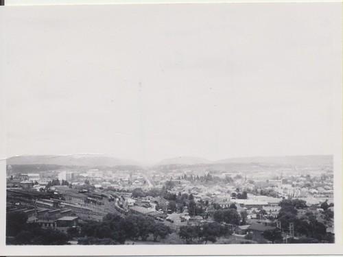 Pretoria January 1954
