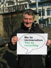 Recycling Action (Mar 2006) #2 by manchesterfoe, on Flickr