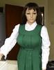 gymslip girl 013 (gymslip-connoiseur) Tags: school girls uniforms gymslips gymslipimages gymslipgirls