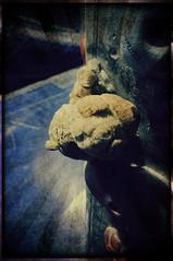 26.01.12: Bewegungsdrang! (Wang Wang 22) Tags: dog cute nikon pug plush climbing hund 365 nici pictureoftheday mainz mops bouldern d90 fotodestages wangwang blockwerk wangwang22