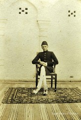Jinnah portrait by my grandmother's grandfather (Mobeen_Ansari) Tags: pakistan muslim ali e creator ml mohammad league quaid founder jinnah azam meerut