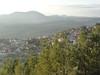 Tsfat and Mt Meron (judyinjerusalem) Tags: tsfat mtmeron