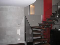 σιδερένια σκάλα με πατήματα vegge