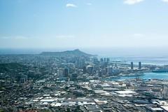 20090215 120036_HawaiiTrip_5155-p (ddbenson) Tags: hawaii unitedstatesofamerica aerialview honolulu diamondheadcrater