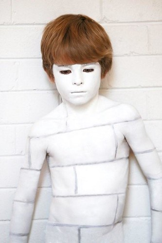 statue human bodyart