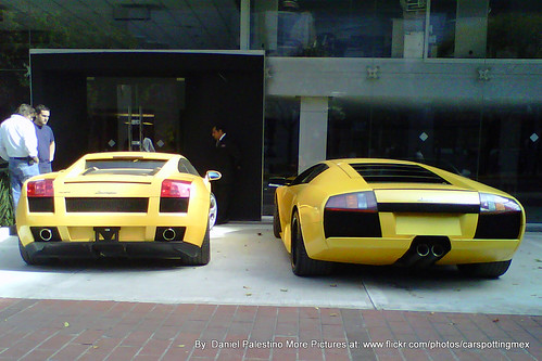 Lamborghini Gallardo y Murciélago en México