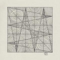 Tangle Journal 2012 week of Jan. 9 (Amaryllis Creations) Tags: artjournal penink zentangle
