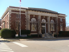 U.S. Post Office in Corinth, Ms.---NRHP (bamaboy1941) Tags: postoffice ms banks nrhp corinthms uspostoffices