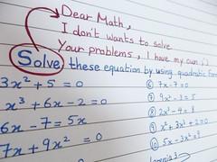 math problems :C' (lorenia3 ♡) Tags: school math