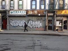 keys hck grey pvc (Franny McGraff) Tags: nyc graffiti
