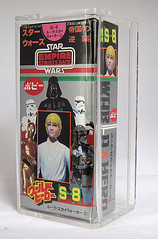 SOLD - Luke Skywalker POPY complete (S8) w/ custom acrylic case, sealed baggie and both catalogs -reduced $375 shipped US 13695043803_a362c1964b_m