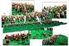 Out Numbered (peggyjdb) Tags: dice english french war lego sleep pit archers crecy edwardiii 100yearwar battleofcrecy phillipvi