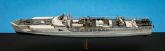 """Schnellboot S-204 """"Lang"""" (Will Vale) Tags: scale model bronco lang scalemodel s100 1350 schnellboot s204 sboat sboot"""