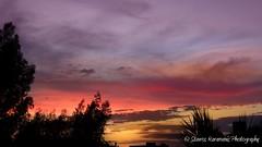 rainbow sky (stavros karamanis Photography) Tags: sunset sky canon landscape afternoon outdoor cyprus nightsky t3i nicosia skylovers ef35350mmf3556lusm