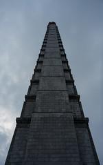 Tour du Juche - Pyongyang (jonathanung@ymail.com) Tags: tower lumix asia korea asie kp nord northkorea pyongyang core dprk cm1 koryo juche juchetower coredunord insidenorthkorea rpubliquepopulairedmocratiquedecore rpdc tourdujuche lumixcm1