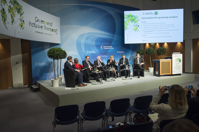 The panel in discussion