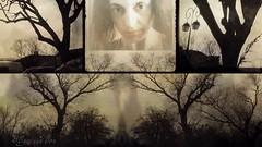 Memories (6) (Vanessa Vox) Tags: selfportrait collage memories selfie memories6 vanessavox