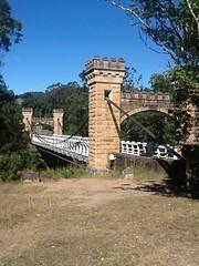 Kangaroo Valley. Fitzroy Falls. (denisbin) Tags: bridge photobooth kangaroovalley hamptonbridge