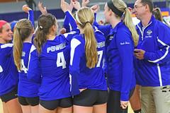 IMG_1063 (SJH Foto) Tags: school girls club high team teenagers teens volleyball cheer huddle tweens