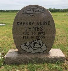 Tynes Headstone (eloisedv) Tags: oklahoma cemetery headstone gravemarker cartercounty lonegrove