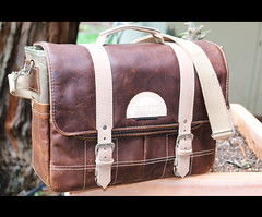 brown leather bag (Simple Beauty Design) Tags: lynch alex bag m messenger etsy briefcase padded brownleather genuineleather alexmlynch
