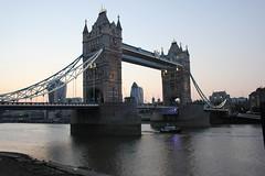 Tower Bridge - London, UK (swana.k) Tags: travel london tourism towerbridge europe wanderlust unitedkindom