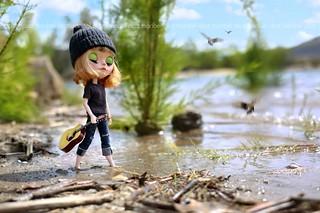 A day at the Lake ~