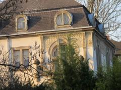 maion Art Nouveau - Rue Bartholdi, Colmar (68) (Yvette Gauthier) Tags: architecture colmar artnouveau alsace 68 hautrhin bellepoque