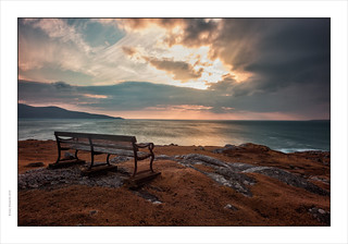 On our travels, there are many quiet evenings we cherish. This is one for me. Isle of Harris, Scotland