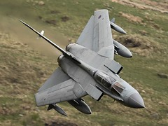Cad Entry (Dafydd RJ Phillips) Tags: low level mach loop royal air force raf marham panavia tornado gr4