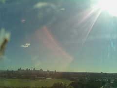Sydney 2016 May 27 10:58 (ccrc_weather) Tags: morning sky outdoor sydney may australia automatic kensington unsw weatherstation 2016 aws ccrcweather