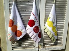 Panos de Prato (Denise A Moraes) Tags: patchwork cozinha dishtowel panosdeprato