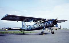 FM-1014. Royal Malaysian Air Force Scottish Aviation Pioneer CC.2 (Ayronautica) Tags: aviation military april 1959 stol prestwick pik egpk royalmalaysianairforce fm1014 scottishaviationpioneercc2