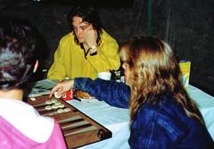 Camping Crows Nest 1987 09 (tineb13) Tags: park 1987 rita karen kelly natalie laborday starr nock