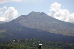 Gunung Batur (a Batur hegy) aktv vulknja 1717 mter magas, utoljra 2000-ben trt ki. (sandorson) Tags: bali indonesia batur indonzia