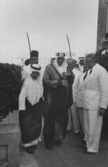 Mansur Ibn Saud [RF: Saudi Arabia RF];Camille Chamoun;Saud Ibn Abdul Aziz [RF: Saudi Arabia RF] (haneesan) Tags: lebanon king prince east saudi arabia middle foreign camille abdul rf aziz ibn relations saud mansur timeincown chaille chamoun abbdul 933082