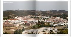 Pueblo en Silves (Algarve) (Vanessa Sanz ) Tags: viaje portugal canon rboles cementerio paisaje sur algarve montaa tamron casas vacaciones silves 1750mm puelblo eos500d vanessasanz
