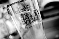 Becks Vier (Matthew-King) Tags: beer glass monochrome king matthew alcohol pint becks vier