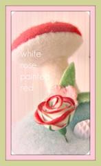 Alice in Wonderland Limited Edition Pin Topper Set (Pinks & Needles (used to be Gigi & Big Red)) Tags: red sculpture flower cute bunny art clock wool mushroom cake fairytale cherry miniature aqua blossom embroidery polymerclay polkadots cupcake tripper eatme handpainted kawaii teapot pincushion etsy limitededition herald hallucinogen aliceinwonderland pocketwatch preorder whiterabbit magicmushroom aiw painttherosesred gigiminor pinksandneedles pintopper pinksneedles sewingpin