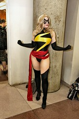 Ms. Marvel (BelleChere) Tags: comics costume cosplay marvel msmarvel