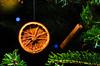 Xmas Art (Alexandre Moreau   Photography) Tags: christmas xmas orange tree art texture closeup cinnamon christmassy strobist alexandremoreau